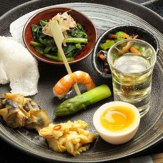 前菜の盛り合わせ(千里 )
