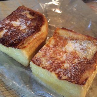 フレンチトースト(薪窯パン ふくくる )