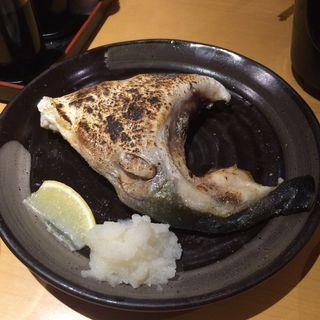 カマ塩焼き(たよし なんばCITY )