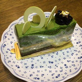 抹茶ケーキ(グラマシーニューヨーク 高島屋京都店 (GRAMERCY NEWYORK))