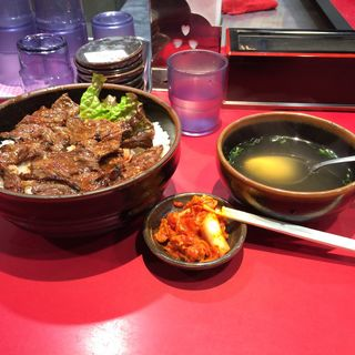 ハラミ丼大盛り(十番 三ノ宮店 (じゅうばん))