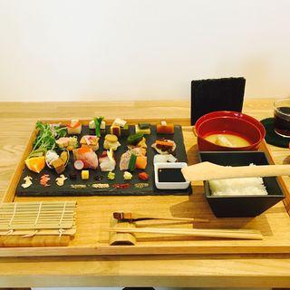 手織り寿司 特上