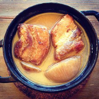 豚ばら肉と野菜のコトコト煮込み(atelier BASEL (アトリエ バーゼル))