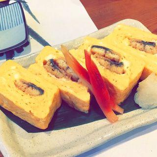 鰻の卵巻き(八十八 石川町店 )