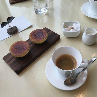 コーヒー+小菓子