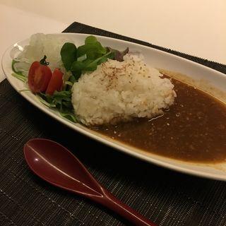 カレー(礼 (レイ))