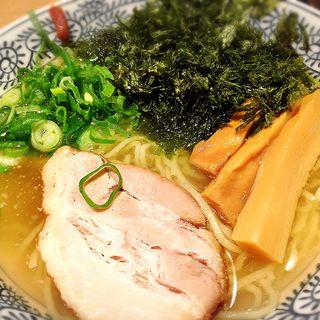 磯海苔塩ラーメン(丸源ラーメン 垂水名谷店 )
