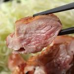豚肉のグリル