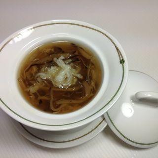 きのこのあんかけスープ(潮夢来 (チョウムライ))