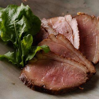 3種の鶏と有機野菜のうどんすき鍋コース( 流石 琳)