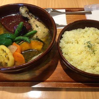 スープカレー(ピカンティ)