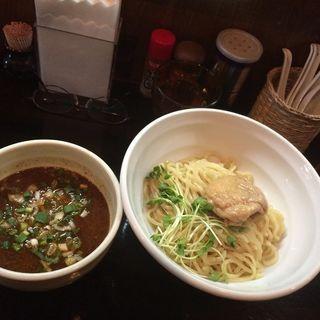 旨辛鶏エスプレッソつけ麺(麺屋33 (めんやさんじゅうさん))