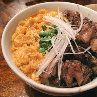 親子丼(ぼんぼり)