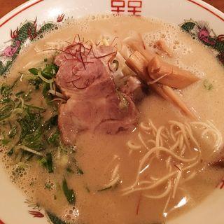 ぶると味ラーメン(流川洋食酒場ぶると味 )