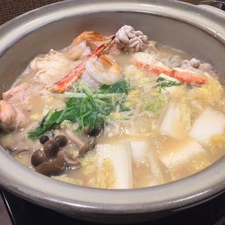 ゴリラ海鮮鍋(どさんこキッチン ゴリラ)