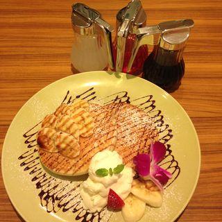バナナパンケーキ(マカニ (Makani))