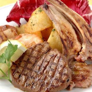 本日の肉料理(TAVERNA Quale)