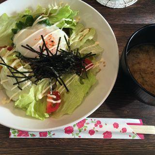 タコライス(positive cafe)