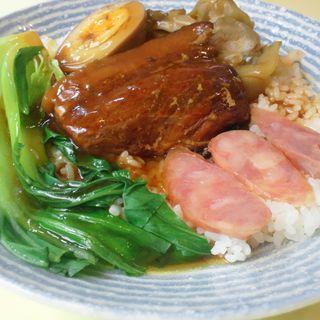 魯肉飯(台南茶寮 )