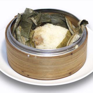 台湾風味鶏肉ちまき(台南茶寮 )