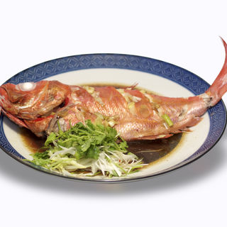 金目鯛の煮つけ(台南茶寮 )