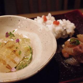前菜の盛り合わせ(松濤 知花)