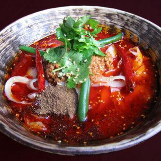 坦々刀削麺(張家 日本橋店 (チョウヤ))