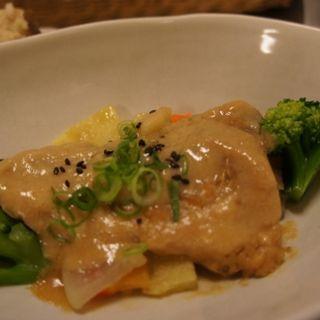 ほっこりランチ(さばと根菜の味噌煮)(カフェ シオン (cafe Sion))