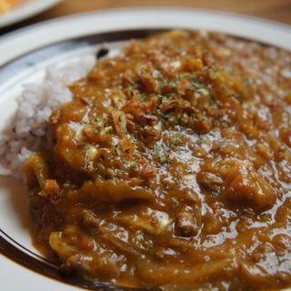 ひき肉とチーズのcafe NoRa特製カレー(カフェ ノラ (cafe NoRa))