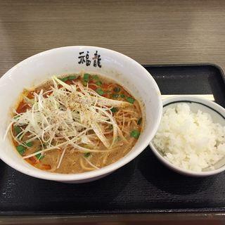 談合坂坦々麺(談合坂サービスエリア(下り線)麺コーナー )