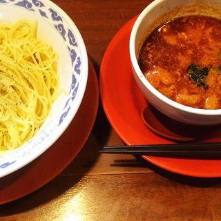 トマトつけ麺(九州らーめん 亀王 十三駅前店 (きおう))