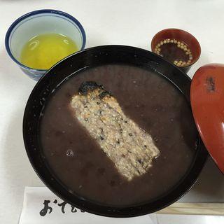 黒米入り玄米ぜんざい(角屋)