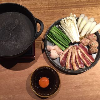 かもすき(鴨とワイン Na Camo guro (カモトワインナカモグロ))