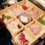 鶏七輪焼(焼鶏あきら 中目黒本店 (やきとりあきら))