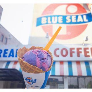 ハロウィン(ブルーシールアイスクリーム 福生店 (BLUE SEAL ICE CREAM))