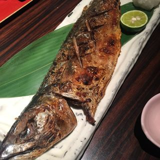 サバの塩焼き(咲くら 阪急グランドビル店 (さくら))