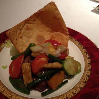 牛肉と野菜のオイスターソース炒め(カンナ (CANNA))