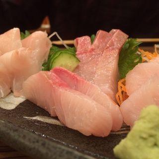 刺身(あっぱれ寿司)