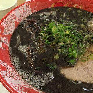 黒ラーメン(博多一幸舎 ららぽーと立川立飛店 )