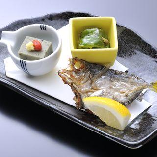 焼き魚(寅の刻)