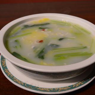 豚スペアリブと冬瓜煮スープ(東京中華街 池袋北口店 (トウキョウチュウカガイ))