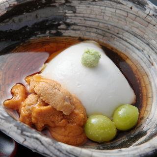 雲丹 豆腐 銀杏(天雅 (TEN-MASA))