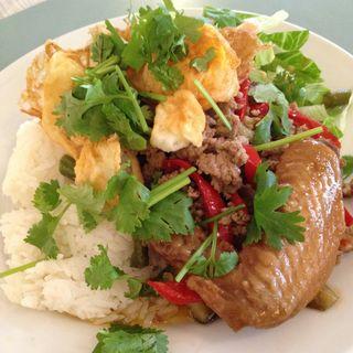 Dish's rice(dish)