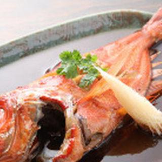 金目鯛の煮つけ(大漁光 )
