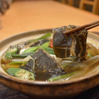すっぽん鍋(高やま )