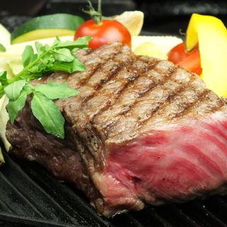 黒毛和牛ステーキコース(とれび庵 )