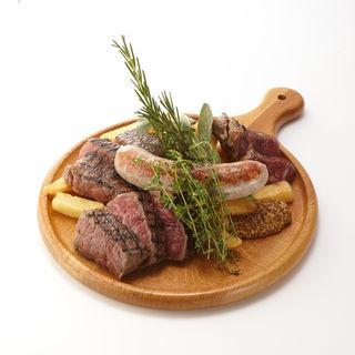 本日の肉料理(高田馬場1丁目バル ウルスラ (URSULA))