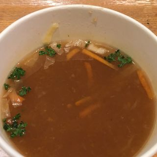JAにじ 国産トマトスープ(みのりカフェ)