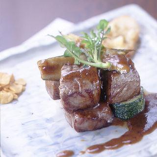 サーロインステーキ(うち田 )