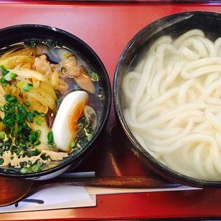 肉汁うどん(温)(千駄ヶ谷 寿美亭 (すみてい))